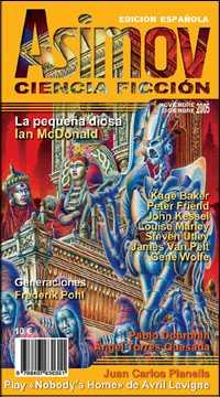 Revista Asimov, 21