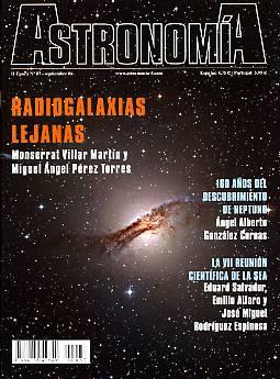 Revista Astronomía, 87