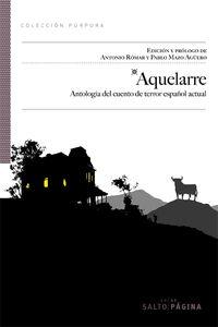 Aquelarre. Antología de terror español contemporáneo