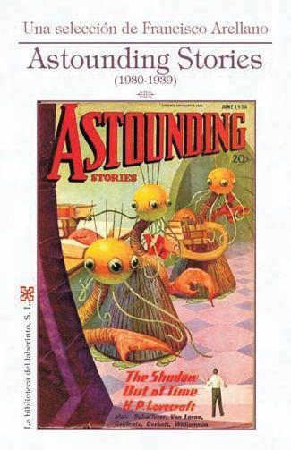 Astounding Stories 1930-39