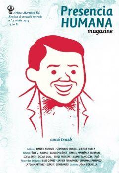 Revista Presencia Humana #4