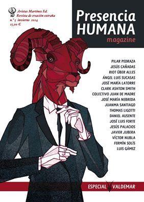 Revista Presencia Humana #5