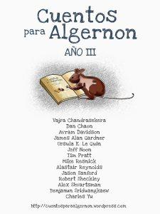 Cuentos para Algernon. Año III