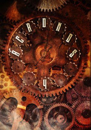 Ácronos 4. Antología steampunk