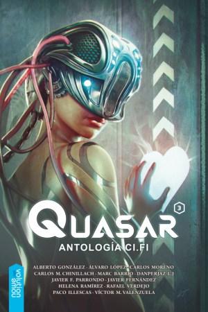 Quasar 3. Antología CiFi