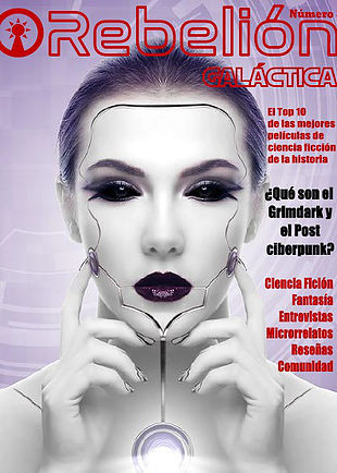 Revista Rebelión Galáctica #3