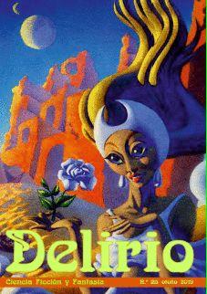 Revista Delirio 25