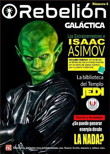 Revista Rebelión Galáctica #6