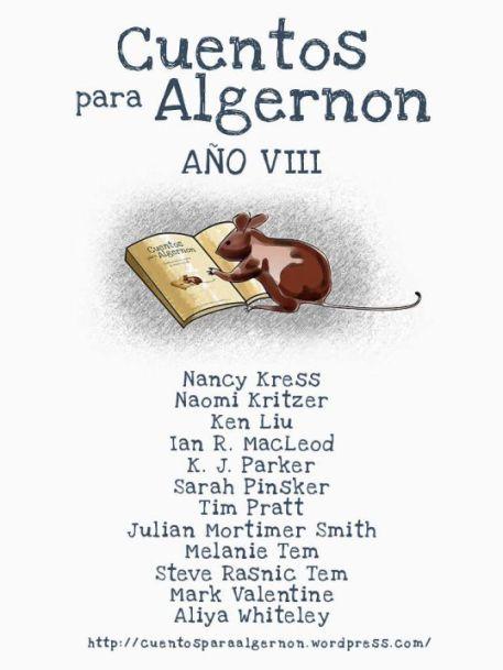 Cuentos para Algernon. Año VIII
