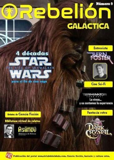 Revista Rebelión Galáctica 9