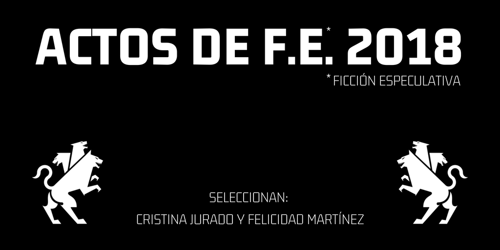 Antología Actos de F.E. 2018
