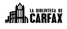 LA BIBLIOTECA DE CARFAX